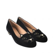CHARLOTTE OLYMPIA - Ballerina shoes - colette