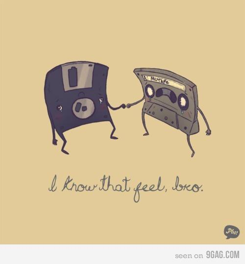 9GAG - Sad Pop Culture Duos of the Day