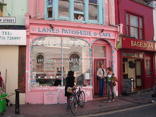 cutest bakery in brighton | Flickr: Intercambio de fotos