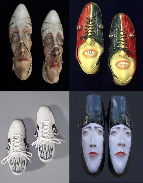 These Shoes Got Sole: Shoe Sculptures | Incredible Things
