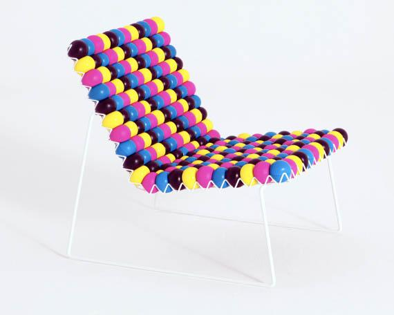 An Anti-Stress Chair That Actually Looks Good | Incredible Things