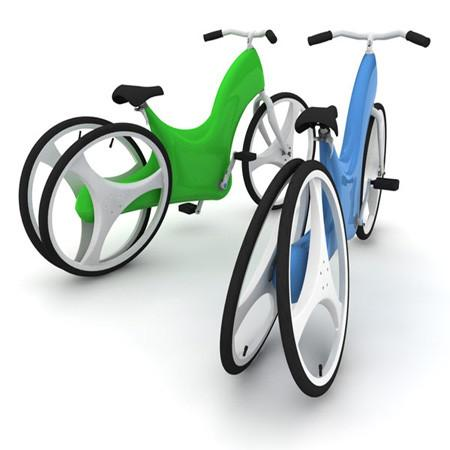 Bicycle Design for People with Disabilities | Incredible Things