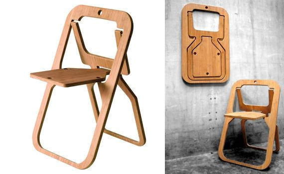 Desile Folding Chair | Incredible Things