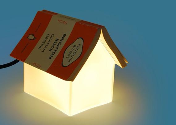 Book Rest Lamp | Incredible Things