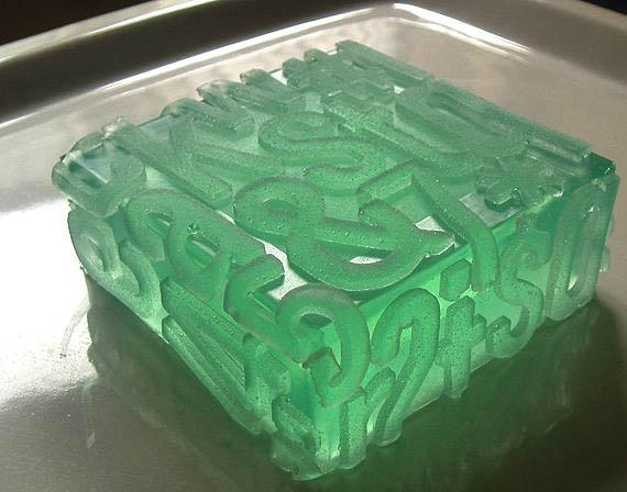 Typography Soap | Incredible Things