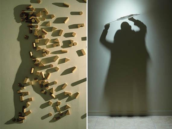 Shadow Art by Kumi Yamashita | Incredible Things