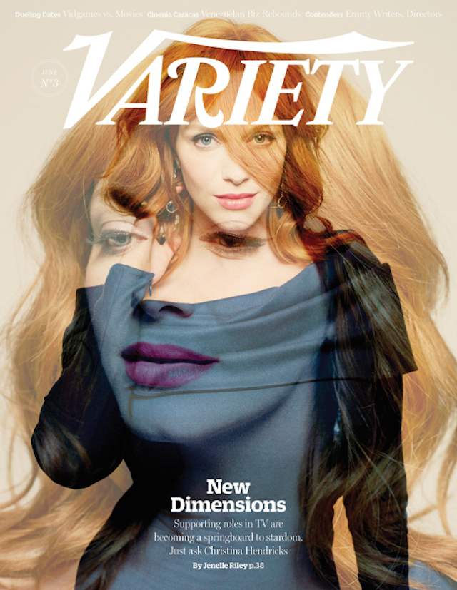 Variety's Double Exposure Covers – Fubiz™
