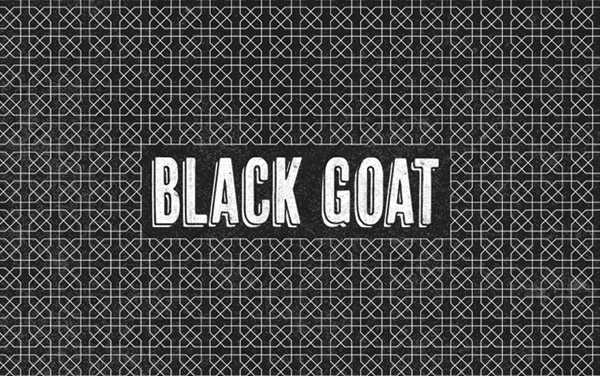 Branding & Packaging: Black Goat « BP&O – Logo, Branding, Packaging & Opinion by Richard Baird