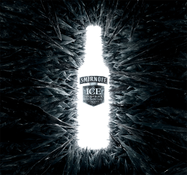 Smirnoff Black Ice on
