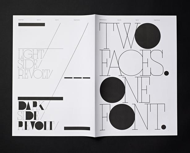 123 Inspiration » Typographic Work by Ryan Atkinson
