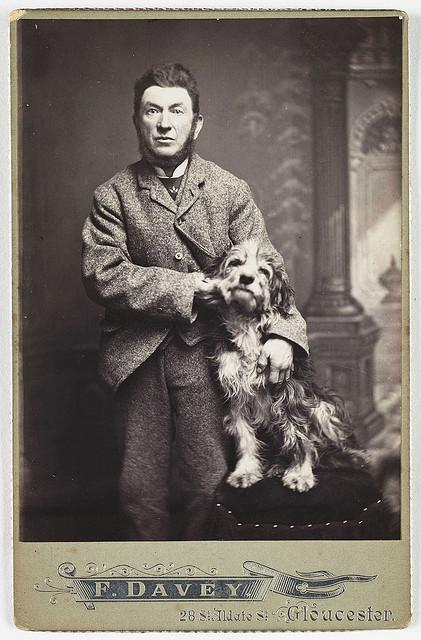 A Man with a Dog | Flickr - Photo Sharing!