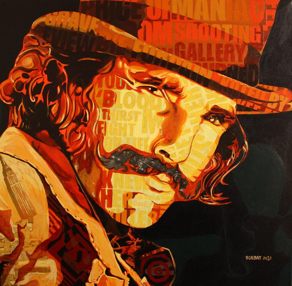 Bill-The-Butcher-Painting-by-Borbay1.jpg (1000×981)
