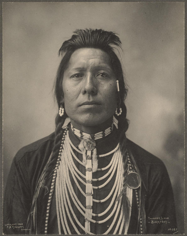 Les portraits d'Indiens de Frank A. Rinehart | La boite verte