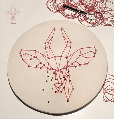 Ceramic Disc / Bongo ReForm / RED | Bongo Design