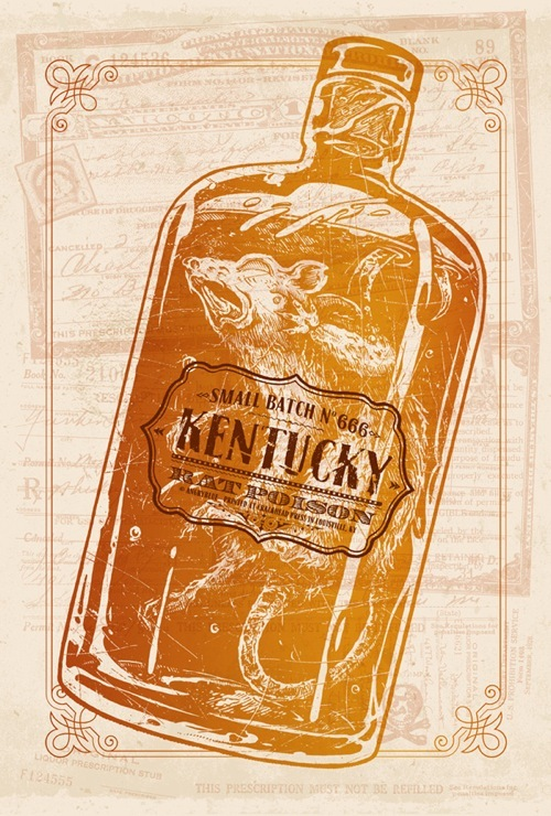 "OMG Posters! » Archive » ""Rat Poison"" Art Print by Angryblue"