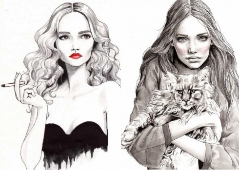 The Illustrations of Fashions Â«