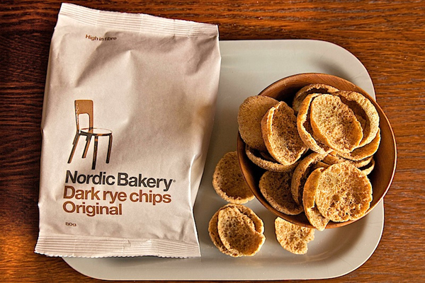 Packaging: The Nordic Bakery « BP&O – Logo, Branding, Packaging & Opinion by Richard Baird