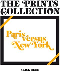 Paris vs New York, a tally of two cities: la barbe