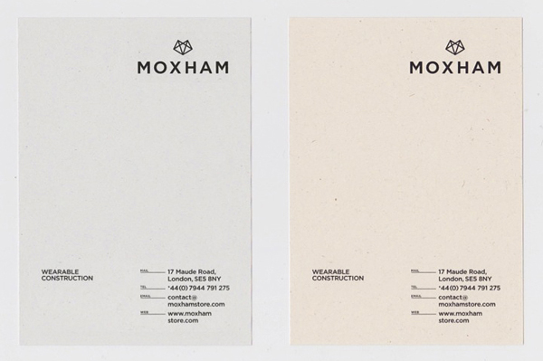 Logo & Branding: Moxham « BP&O – Logo, Branding, Packaging & Opinion by Richard Baird