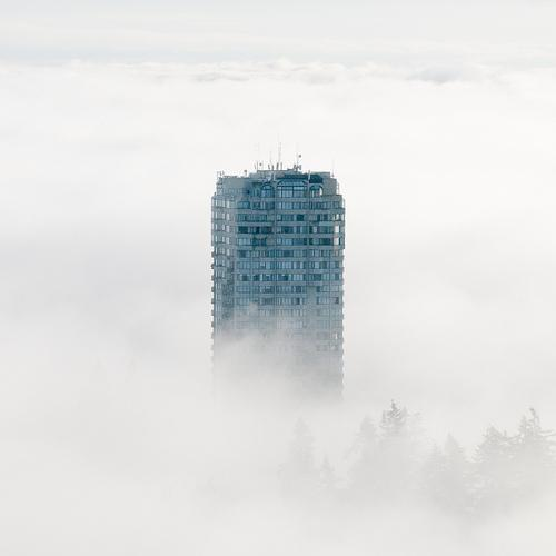 This Is Visual Food For Art // urbanehood: Aerial Complex - Burnaby BC (by...