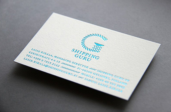 Branding: The Shipping Guru « BP&O – Logo, Branding, Packaging & Opinion by Richard Baird