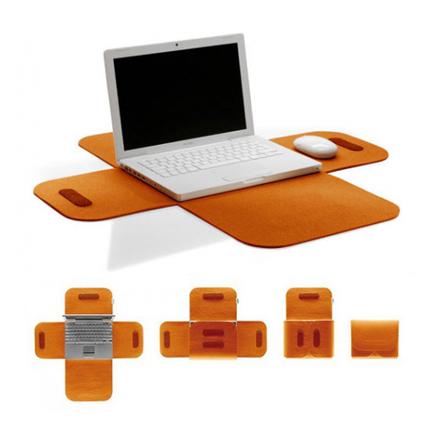 I porta laptop di Red Maloo