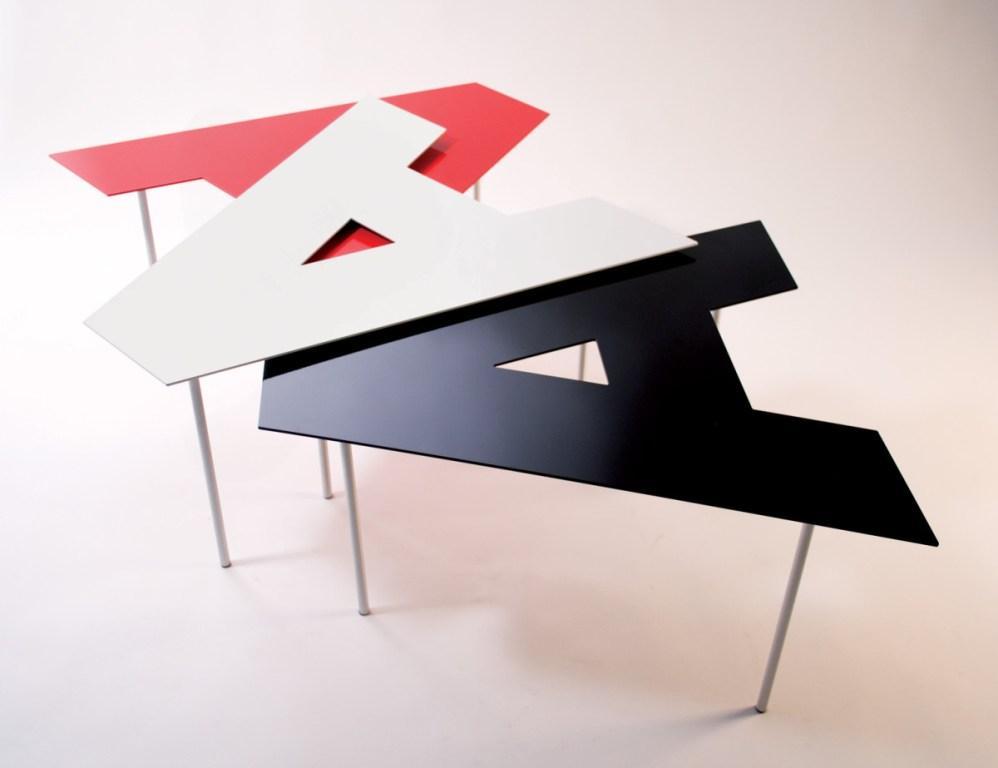 Colección de mesas tipográficas Fontable