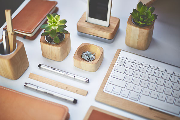 Grovemade Desk Collection on