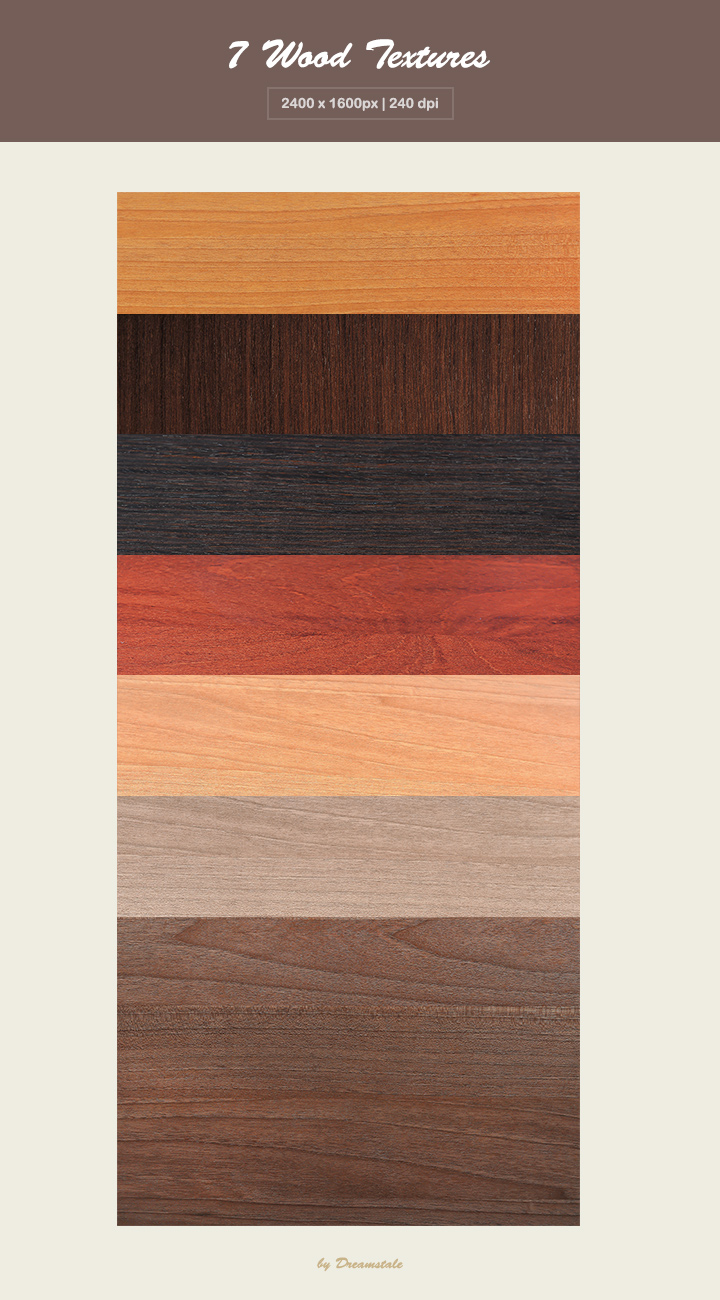 Download 7 Free Wood Textures