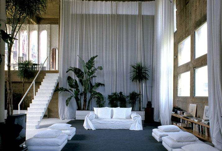 "A former Cement Factory is now the workspace and residence of Ricardo Bofill | Yatzerâ""¢"