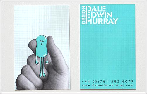» [45] Cartes de visites creatives » WowoDesign Bookmarks