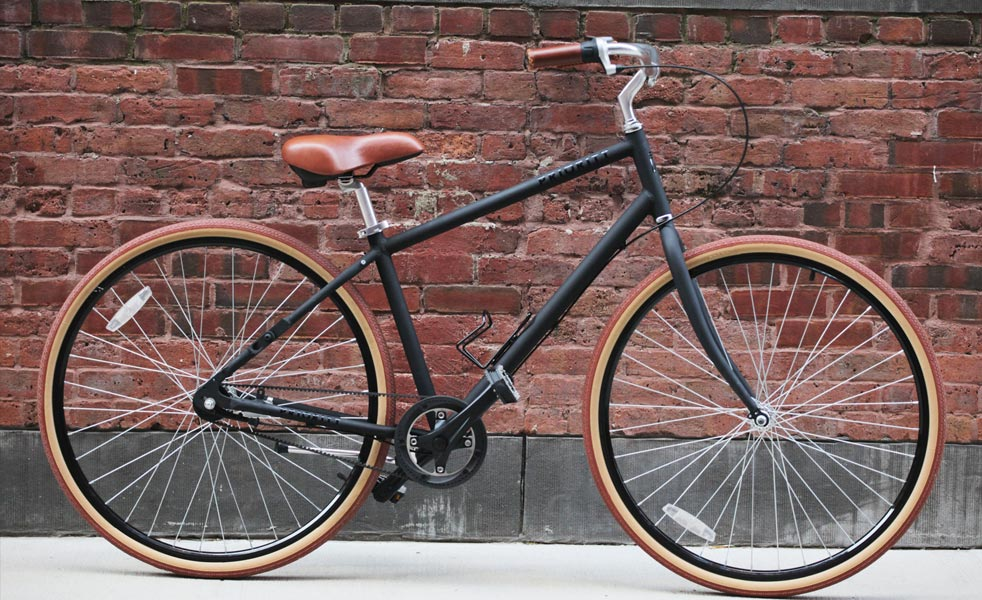 Priority Bicycles Made a Bike That's Affordable and Maintenance-Free | Cool Material