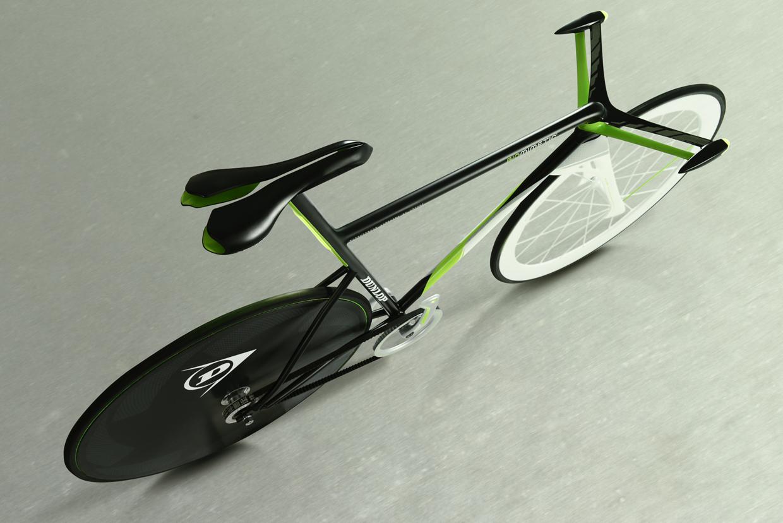 Dunlop Biomimetic Road Bike on