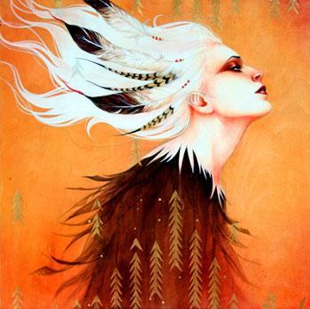 New Exhibition: Syvlia Ji at Corey Helford : Gotryke
