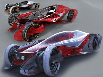 2010 Nissan iv Concept Electric Concept Cars And Green Technology - Cars, Concept & Design