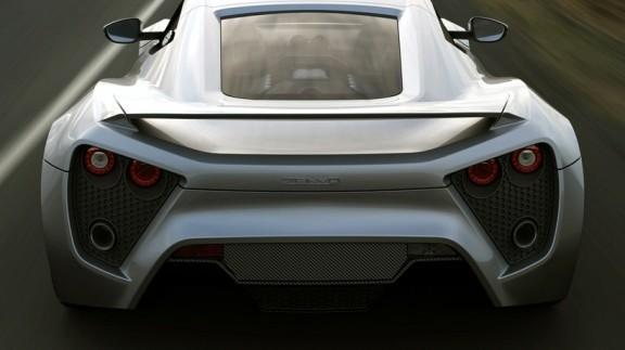 Zenvo ST1 V8 Powerplant   new car review and spesification