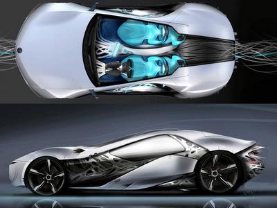 2010 Alfa Romeo Sports Car Bertone Pandion Concept - Sport Cars And The Concept
