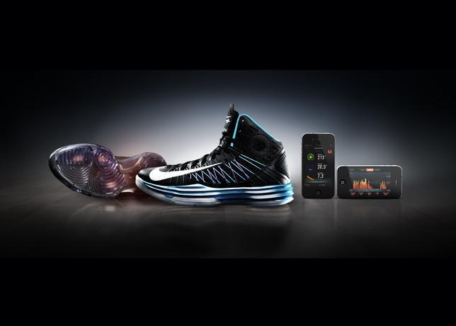 NIKE, Inc. - NIKE unveils revolutionary NIKE+ experience for basketball and training athletes