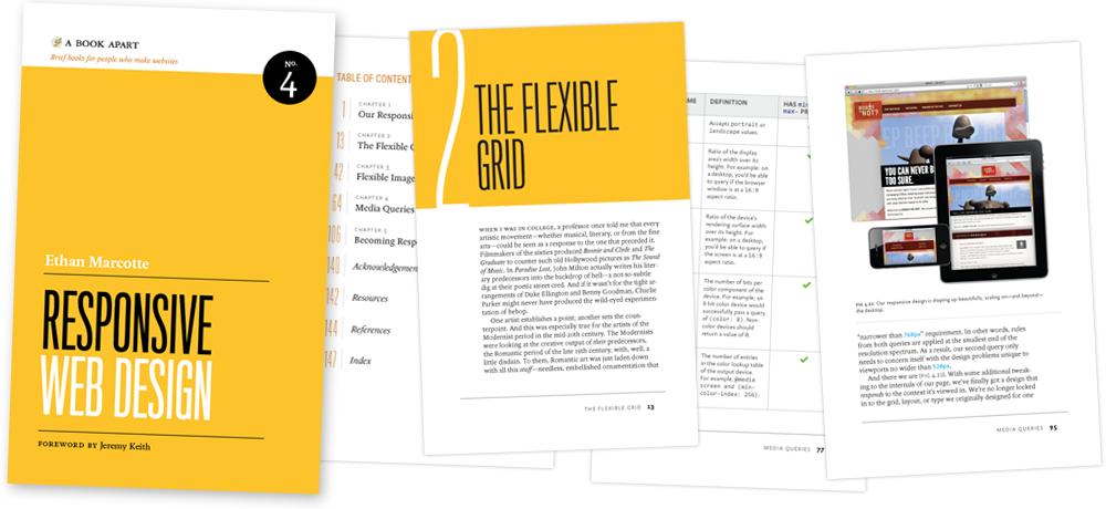 A Book Apart, Responsive Web Design