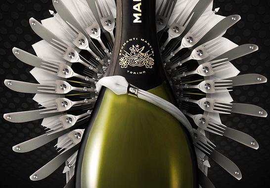 Martini Brut - King