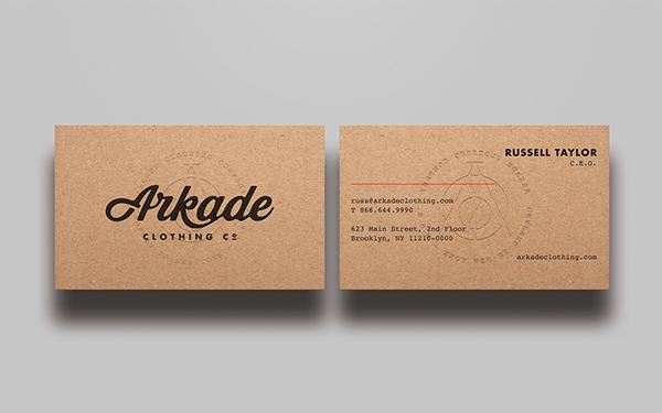 Arkade Clothing Co. on