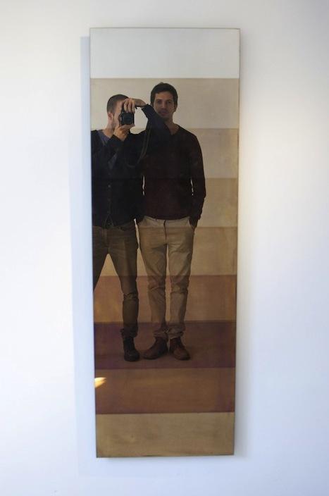 Transience Mirrors by David Derksen and Lex Pott