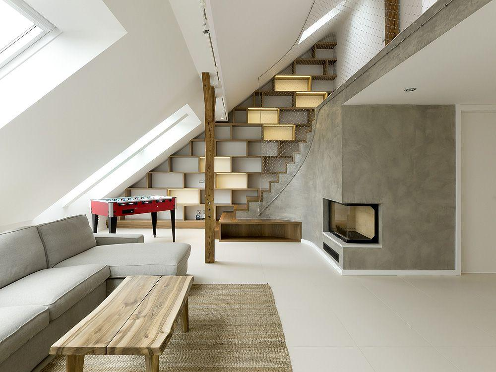 rounded loft — A1