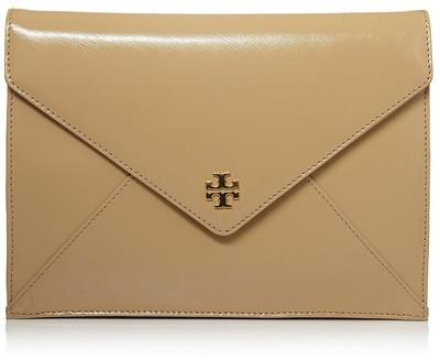 TORY BURCH Robinson Envelope Clutch - Polyvore