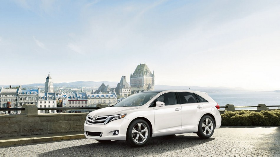 2014 Toyota Venza: The New Canadian Future Car | otoDriving