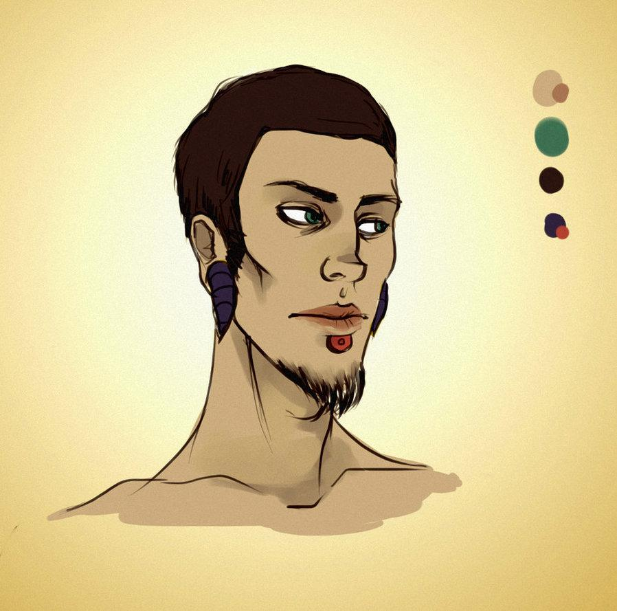 Khalil by *andrahilde
