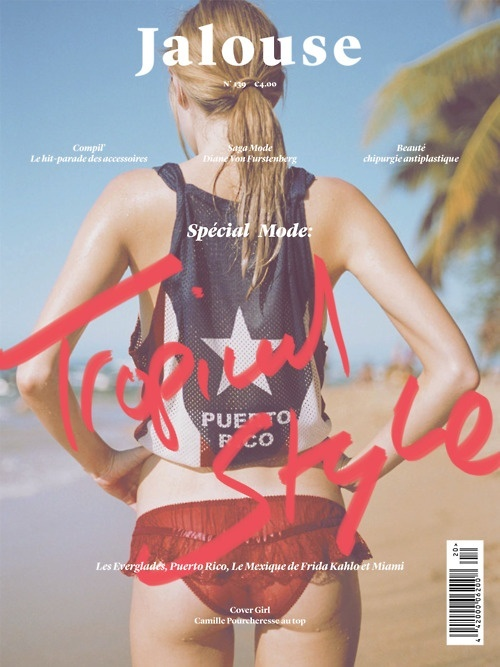 Jalouse. Tropical style — Designspiration