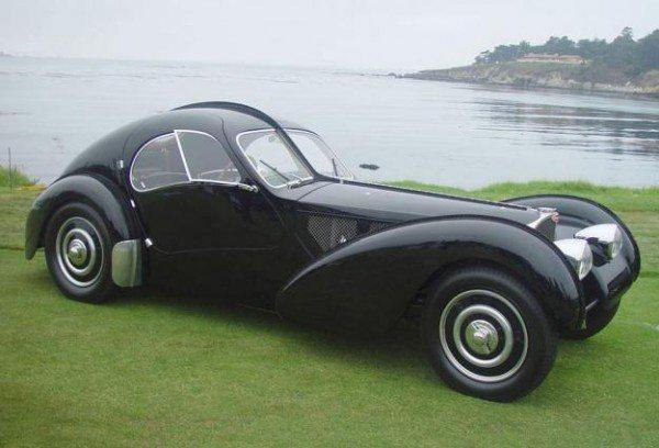 Most Expensive Car Ever Sold – Bugatti Type 57S Atlantic | Pondly