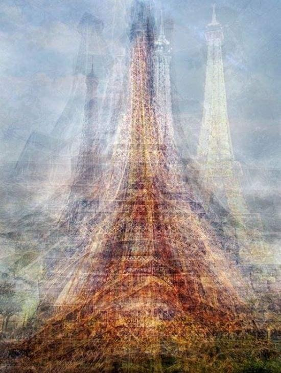 Amazing Photo Montage of Famous Places by Pep Ventosa   Pondly