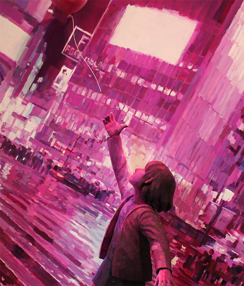 3D Sculptural Paintings by Shintaro Ohata   Colossal